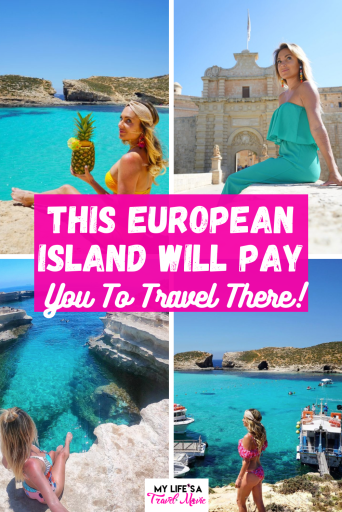 There's about to be a huge travel surge in Europe, and this European island country is aiming to be a part of it by PAYING travelers up to $240 to go there! It's called Malta, and it's absolutely beautiful! I traveled to Malta solo and rented a car to explore the island! Check out my guide for doing it on your own as well! #malta #summertravel #travel2021 #europetravel